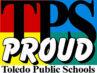 TPS (Toledo Public Schools) Logo 2014